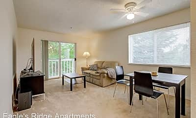 Living Room, 12315 NE Woodinville Dr, 2