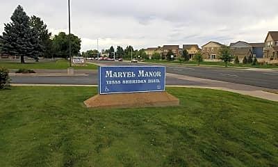 Maryel Manor Apartments, 1
