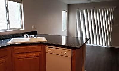 Kitchen, 9506 Milkweed Canyon Ave, 1