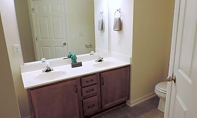 Bathroom, Port Royal at Spring Hill, 2