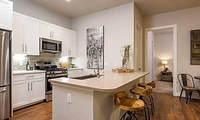 Kitchen, 2502 Live Oak, 0