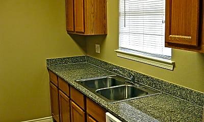 Kitchen, Sunlight Manor Apts, 1
