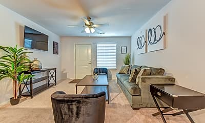 Living Room, Esperanza At Queenston, 0
