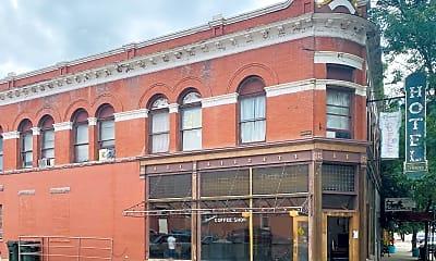 Building, 201 W Main St, 2