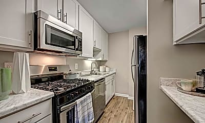 Kitchen, Howard Crossing Apartment Homes, 0