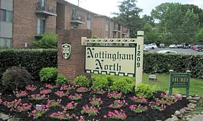 Nottingham North Apartments, 0