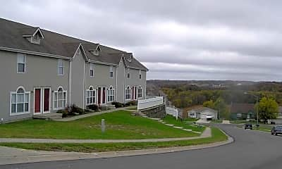 Building, Windsor Townhomes, 1