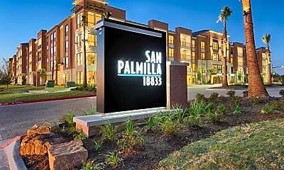 Community Signage, San Palmilla, 1