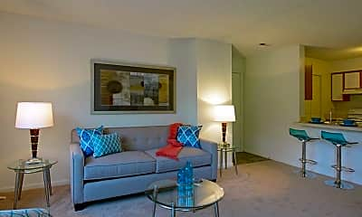 Living Room, Quarter Mill, 1