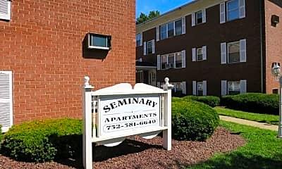 Community Signage, 337 Seminary Ave, 0