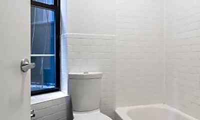 Bathroom, 221 E 85th St, 2