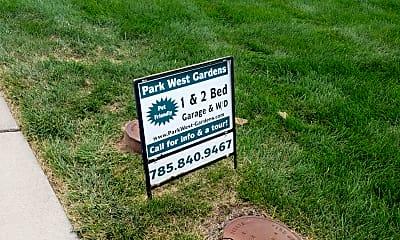 Park West Gardens Apartments, 1