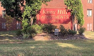 Knox Hills Apartments, 1