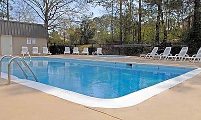 Pool, Thirty-One 32 Cypress, 1