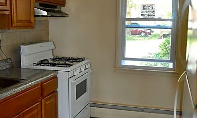 Kitchen, Frederick Douglas Apartments, 2