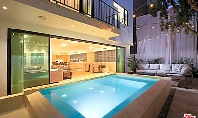 Pool, 508 N Sweetzer Ave, 0