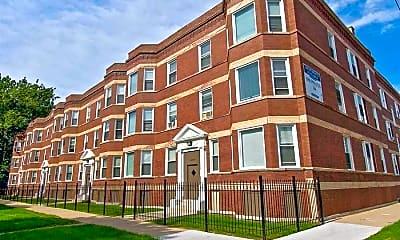 Building, 7643 S Stewart Ave, 0
