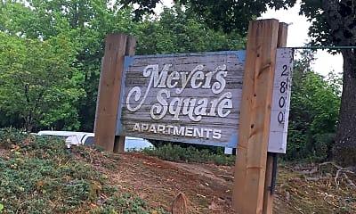 Meyers Square, 1