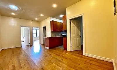Living Room, 860 Riverside Dr 4-GG, 1