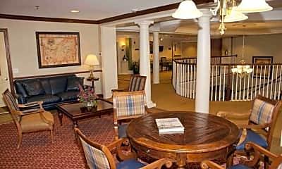 Clubhouse, Waltonwood Royal Oak Senior Living, 2
