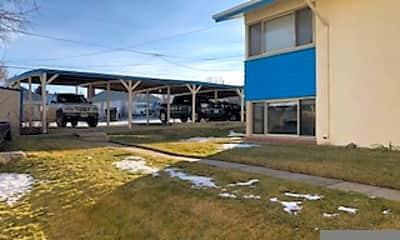 Building, 325 S Kimball St, 1