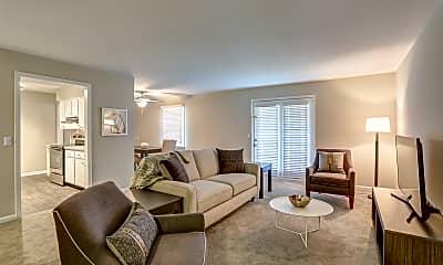 Living Room, Western Hills, 0