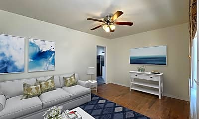 Living Room, 11909 Jefferson Blvd 1/2, 0