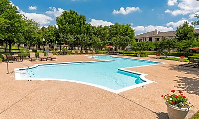 Pool, 2801 Denton Tap Rd, 2