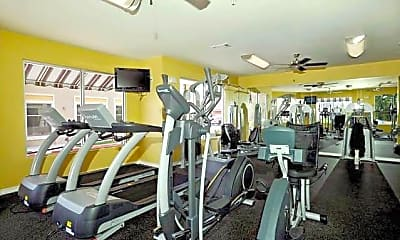 Fitness Weight Room, 9012 Courtenay St, 1