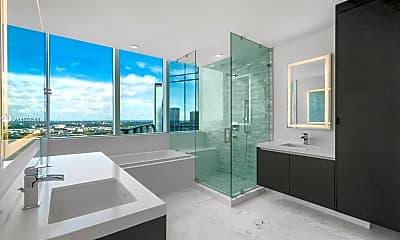 Bathroom, 851 NE 1st Ave 811, 2