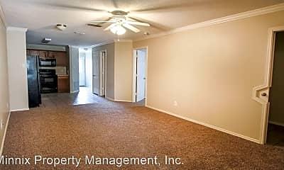 Living Room, 605 N Elkhart Ave, 1