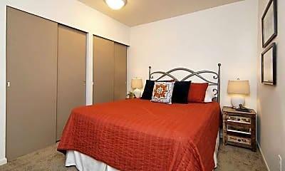 Bedroom, Astor Place, 2