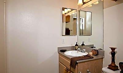 Bathroom, Elan Village North, 2