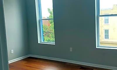 Bedroom, 786 Washington Blvd 1, 2