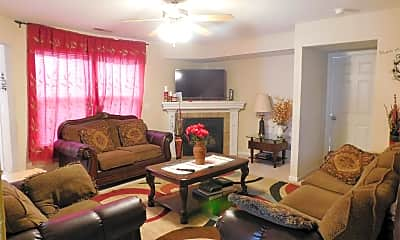 Living Room, 2226 Brooke Bend, 1