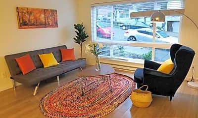 Living Room, 411 W Republican St, 1