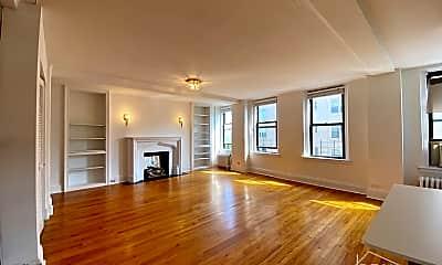 Living Room, 415 Central Park West, 1