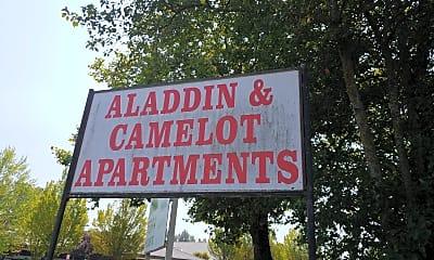 Aladdin-Camelot, 1