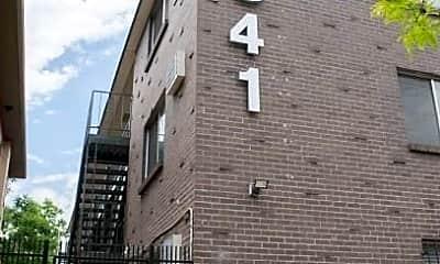Building, 1341 N Ogden St, 0