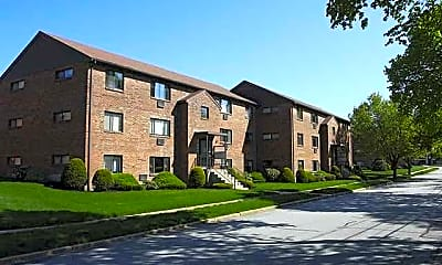 Building, Charlesbank Garden Apartments, 0