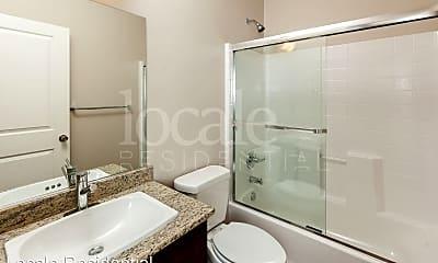 Bathroom, 119 W. 17th St-1729 Oakdale Street, 2