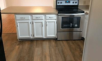 Kitchen, 829 Malabu Dr, 1