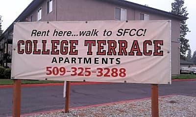 College Terrace, 1