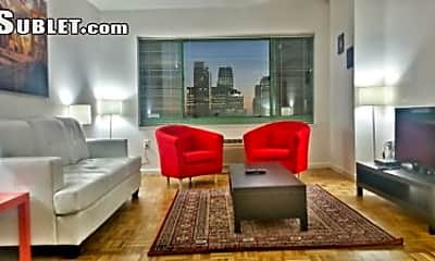 Living Room, 1 River Ct, 1