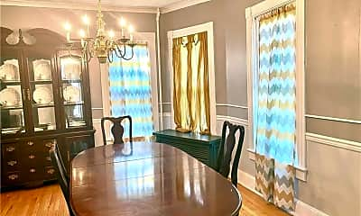 Dining Room, 30 Commonwealth Ave, 1
