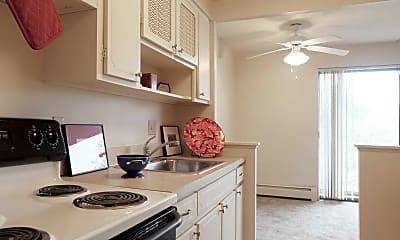 Kitchen, The Riviera, 0