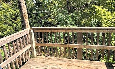 Patio / Deck, 1423 S 15th St, 2