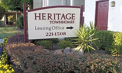 Heritage Townhomes, 1