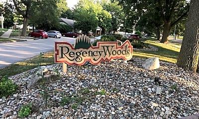 Regency Woods Apartments, 1