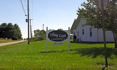 Village Green Apartments, 1
